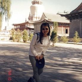 Zhangye Dafo temple4