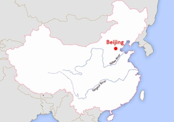 Beijing location