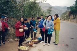 Drive Hukou to Xian3