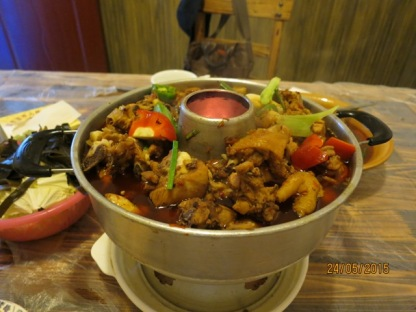 Lunch in Jingzhou1
