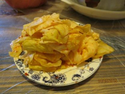 Lunch in Jingzhou2