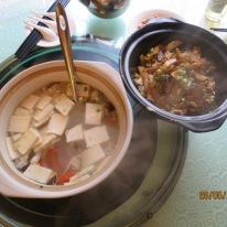 Lunch in Wulingyan2