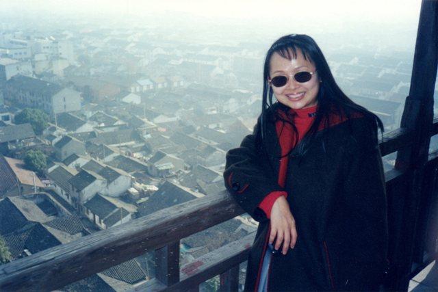 Suzhou (苏州) and太湖