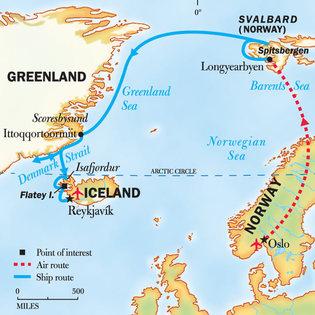 Svalbard NatGeo Expedition