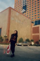 Urumuqi hotel exterior2