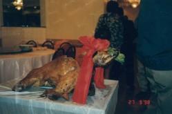 Urumuqi hotel Lamb feast