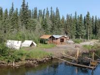 Athabascan village01