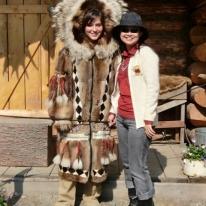 Athabascan village72