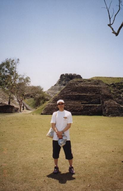 Belize - Xunantunich03