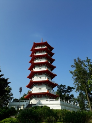 Chinese Garden - 7-flr Pagoda14