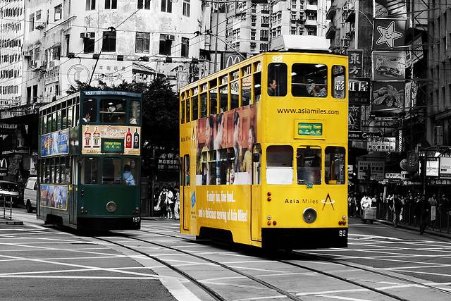 Final stop for Hong Kong's dingding?
