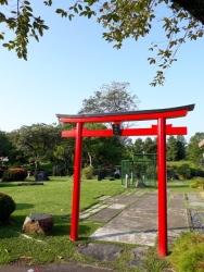 Japanese Garden - Torii gate