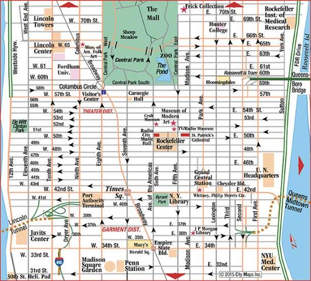 Midtown map1