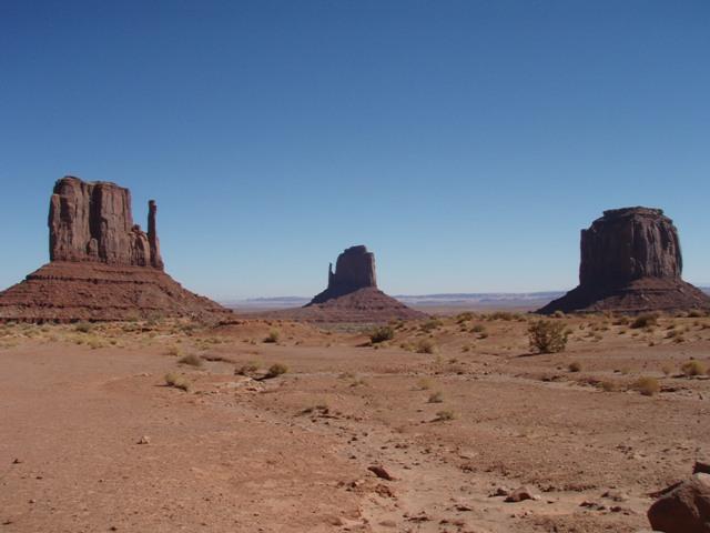 Beautiful southwestern US