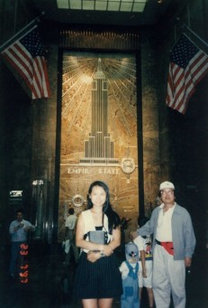 NYC Empire State Building 1