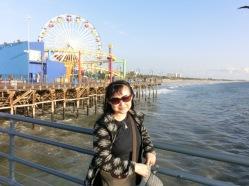 Santa Monica Beach36