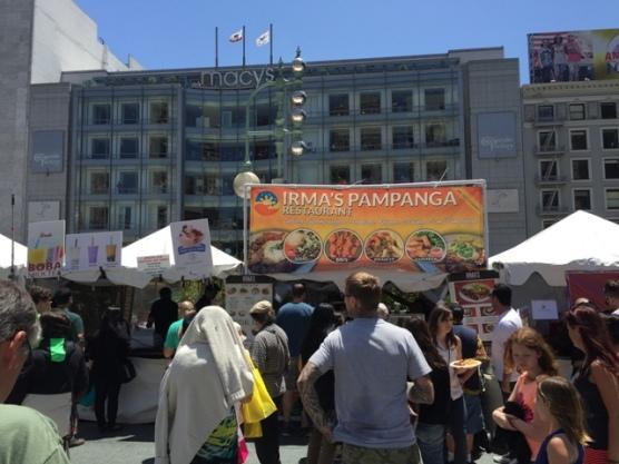 Union Square carnival 6