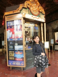 Vintage cinema ticket booth2