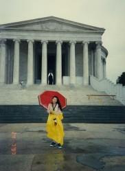 Washington - Lincoln memorial 2