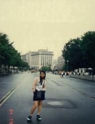 Washington - Lincoln memorial 3