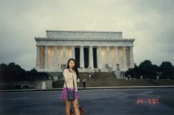 Washington - Lincoln memorial 6