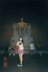 Washington - Lincoln memorial 7
