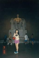 Washington - Lincoln memorial 7