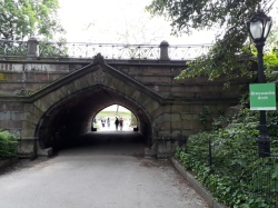 Central Park - tunnel1