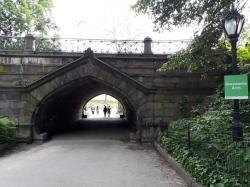 Central Park - tunnel1