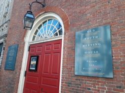 Old south meeting house 3