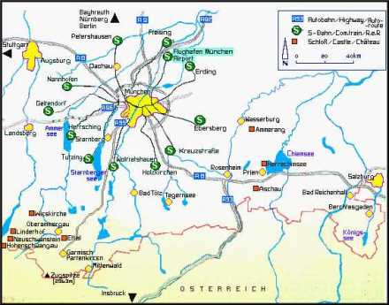 Bavaria area
