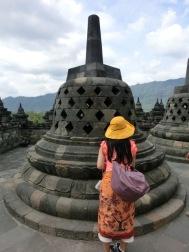 Borobudur - Arupadhatu 15