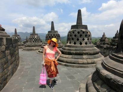 Borobudur - Arupadhatu 31