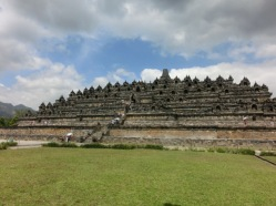 Borobudur - ground level 12