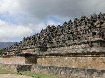 Borobudur - ground level 7