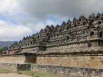 Borobudur - ground level 7