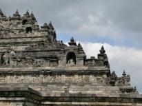 Borobudur - ground level 9