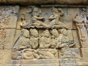 Borobudur - Rupadhatu 6