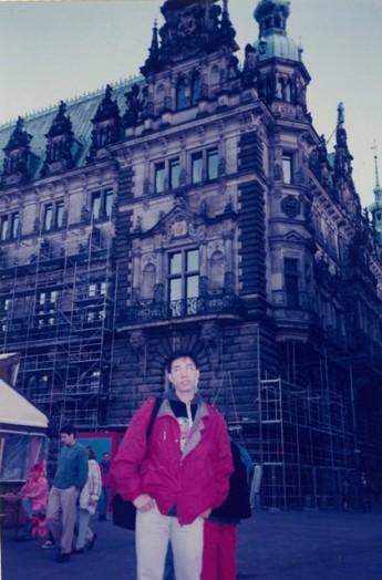 Hamburg City Hall 3
