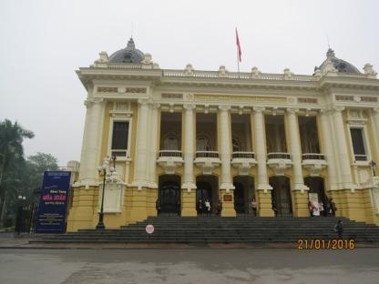 Hanoi Opera house1