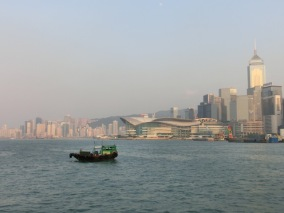 HongKong day view 2