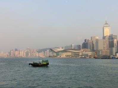 HongKong day view 2