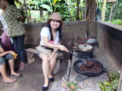 Luwak plantation10