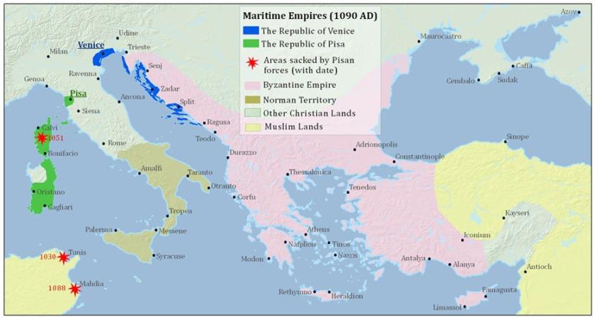 Maritime republics