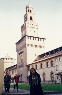 Milan Sforza palace 2
