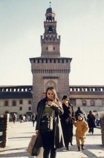 Milan Sforza palace 3