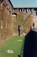 Milan Sforza palace 9