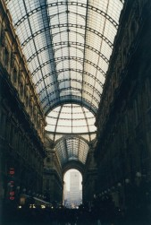 Milan Shopping mall
