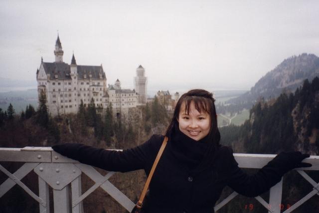 Visiting Suan's castles