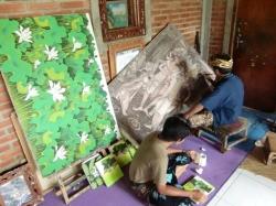 Painters village 1